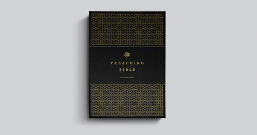 Designed from the church with information from ministers and leaders, the ESV Preaching Bible was designed with the preacher in mind. The primary vision behind this innovative publication was to create a Bible particularly tailored to the business of preaching.