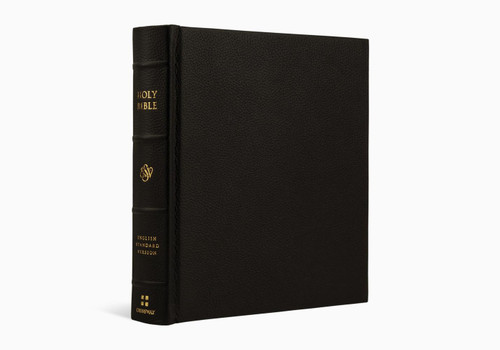 This ESV Journaling Bible is a great way to document how your Christian walk is progressing while you are reading and studying the Bible. This Bible's covers and formats reflect the finest of journals with its 2-inch margins for writing your reflections, praises, or prayers.