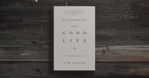 In times of discouragement, sadness, brokenness of meaningful relationships, and disappointment, we find ourselves discovering more. The author, Tim Savage, looks at the life of Jesus Christ and invites us to share in having the full life as promised and offered to us.