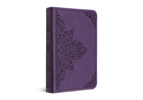 The ESV Value Compact Bible has many components of the ESV Compact Bible. It has the quality of the TruTone cover, but is more affordable by not having glided paper edges or a ribbon marker.
