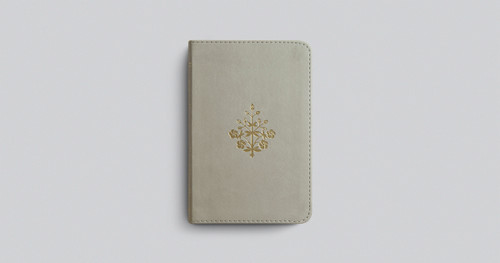 TheESV Compact Bible can fit in any backpack or purse. You can carry this Bible wherever you go.