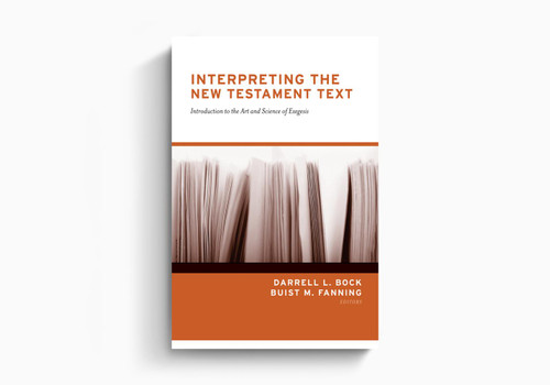 Deep truths of the Bible can only be found in deep study. Interpreting the New Testament Text: Introduction to the Art and Science of Exegesis teaches methods, fundamentals, and principles of exegisis when studying the New Testament.