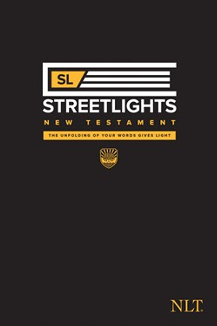 TheNLT Streetlights New Testamentis catches the eye of the reader and helps him or her to understand the New Testament. It is particularly appealing to to young people as the tone and approach in the scriptures appeals to those in urban culture.