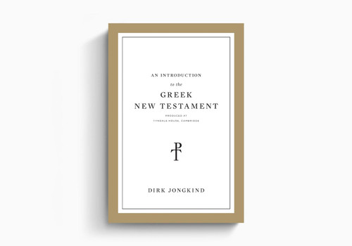 This book is written as a companion to The Greek New Testament, Produced at Tyndale House, Cambridge as well as the Greek New Testament.
