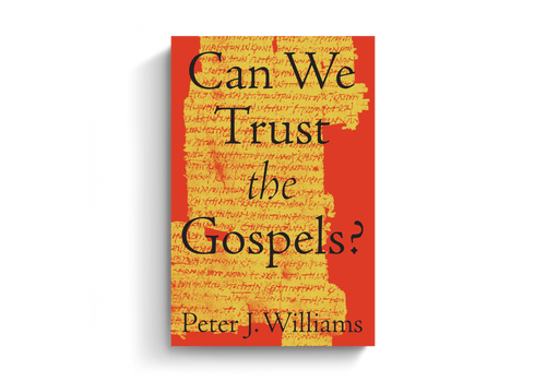 Is there evidence to believe the Gospels?  The Gospels—Matthew, Mark, Luke, John—are four accounts of Jesus's life and teachings while on earth. But should we accept them as historically accurate? What evidence is there that the recorded events actually happened?  Presenting a case for the historical reliability of the Gospels, New Testament scholar Peter Williams examines evidence from non-Christian sources, assesses how accurately the four biblical accounts reflect the cultural context of their day, compares different accounts of the same events, and looks at how these texts were handed down throughout the centuries.