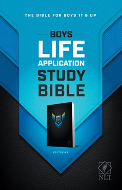 TheBoys Life Application Study Bibleis the only Bible for 11- to 14-year-old boys based on the #1–sellingLife Application Study Bible.  A must-have foundational resource for boys, theBoys Life Application Study Bibleis filled with faith- and character-building features that help boys understand the Christian faith so they can boldly live knowing thewho, what, when, where,andwhyof the Bible.