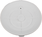 114 mm White SeaSucker Replacement Vacuum Pad
