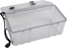 SeaSucker Large Dry Box with lid open