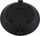 114 mm Black SeaSucker Replacement Vacuum Pad