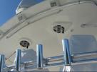 """Reel Colors 10"""" Single Pancake Teaser Reel in boat"""