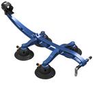 The SeaSucker Komodo with Blue Frame - BK1910
