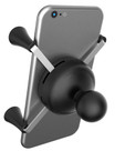 RAM Mounts RAM-HOL-UN7BU Universal X-Grip Cell Phone Holder