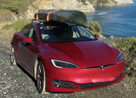 SeaSucker Monkey Bars on Tesla Model S