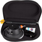 SeaSucker Trainer Flex Mount all components including the Compact Zippered Travel Case