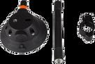 SeaSucker Trainer Flex Mount components