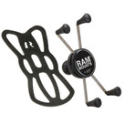 "RAM Universal X-Grip™ IV Large Phone/Phablet Holder with 1"" Ball (RAM-HOL-UN10BU)"