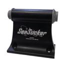 HUSKE 12 mm x 100 mm Through-Axle Plugs installed on the SeaSucker HUSKE Universal Fork Mount (sold separately)