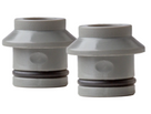 HUSKE 12 mm x 100 mm Through-Axle Plugs