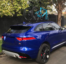 SeaSucker Mini Bomber fitted to Jaguar F-Pace