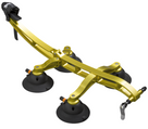 The SeaSucker Komodo in Gold. 2 year warranty included only at SeaSucker Down Under