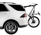 2021 Talon - Through-Axle Deluxe Kit installed on an SUV