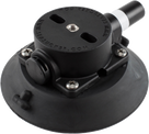 114 mm SeaSucker Black Vacuum Mount