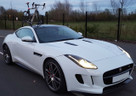 SeaSucker Talon fitted to Jaguar F-Type