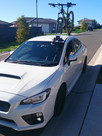 Subaru WRX STI with SeaSucker Talon