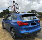 BMW X1 with SeaSucker Talon