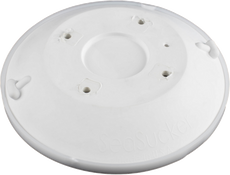 152 mm White SeaSucker Replacement Vacuum Pad