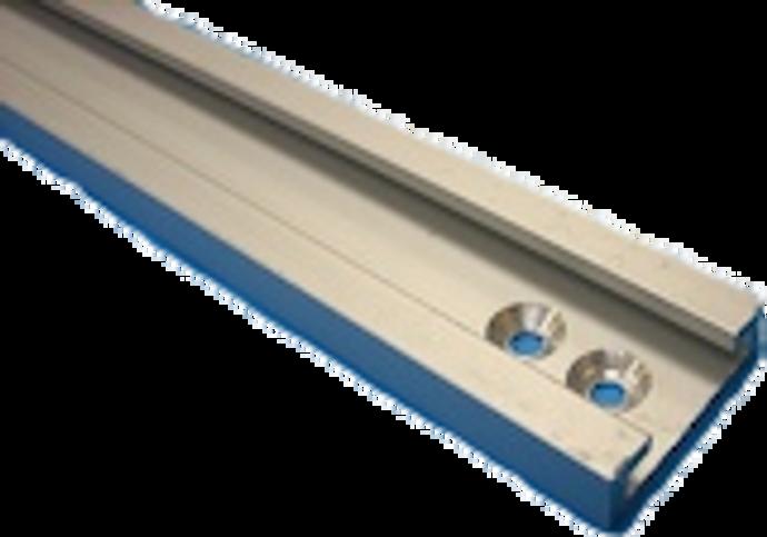 41cm Universal aluminium Track Mount
