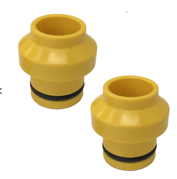 HUSKE 15 mm x 110 mm Through-Axle Plugs