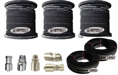 Hydraulic Hose & Fitting Package 4