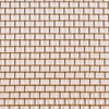 "72"" x 100' Brite Bronze / Copper Insect Screen"