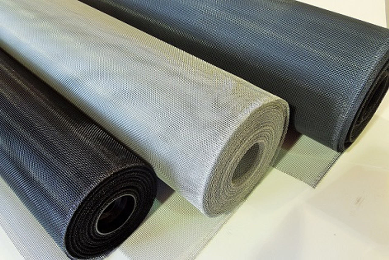 18 Inch x 100 Ft Aluminum Screen Wire
