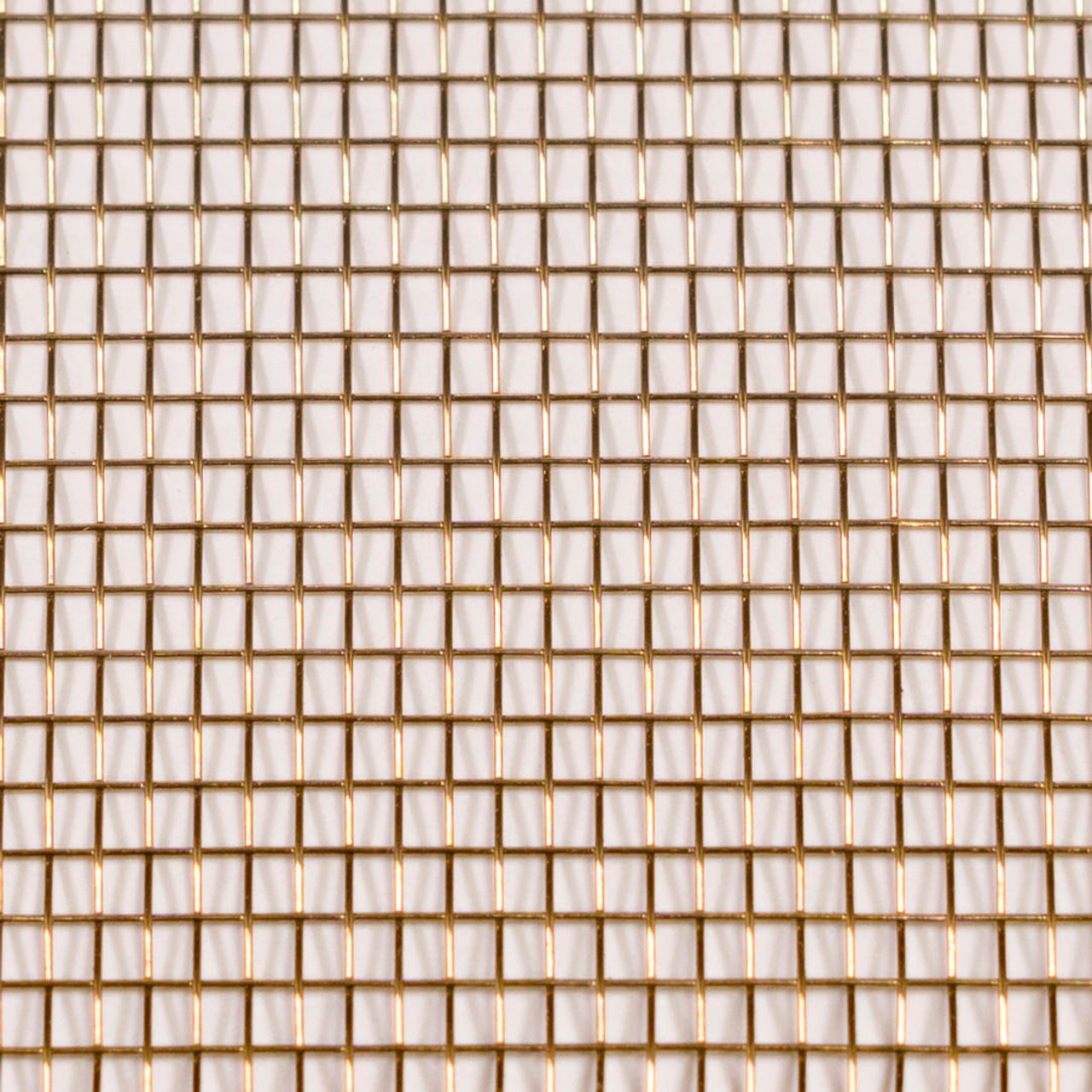 "60"" x 100' Brite Bronze / Copper Insect Screen"