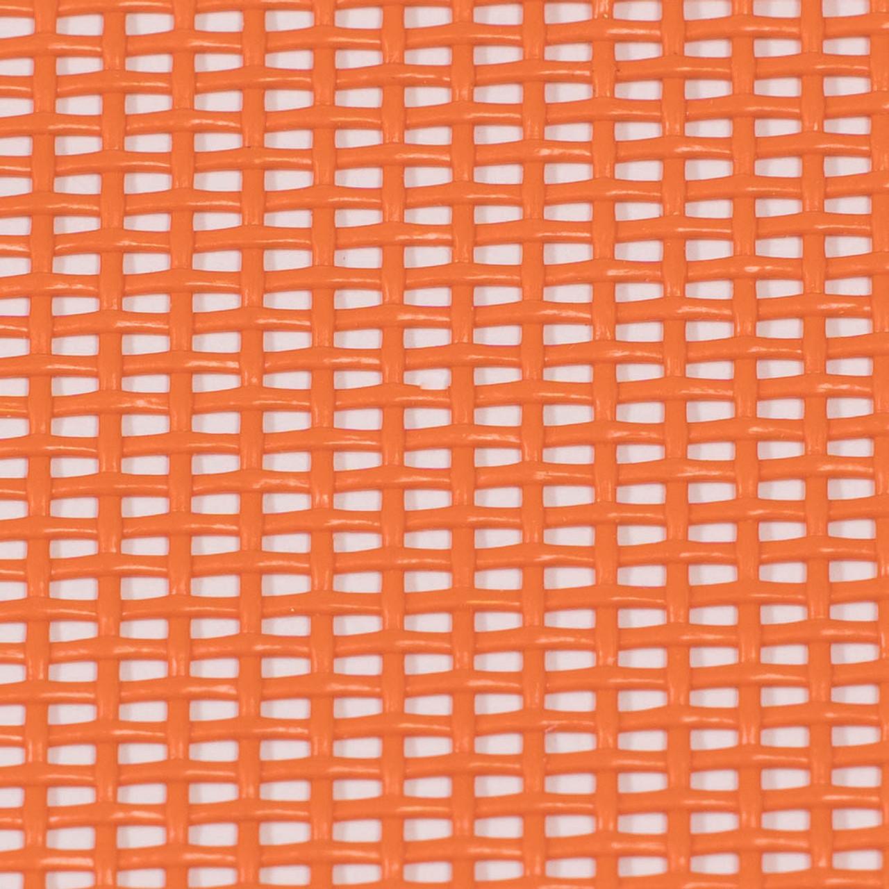 Orange Pet Screen Cut Pieces