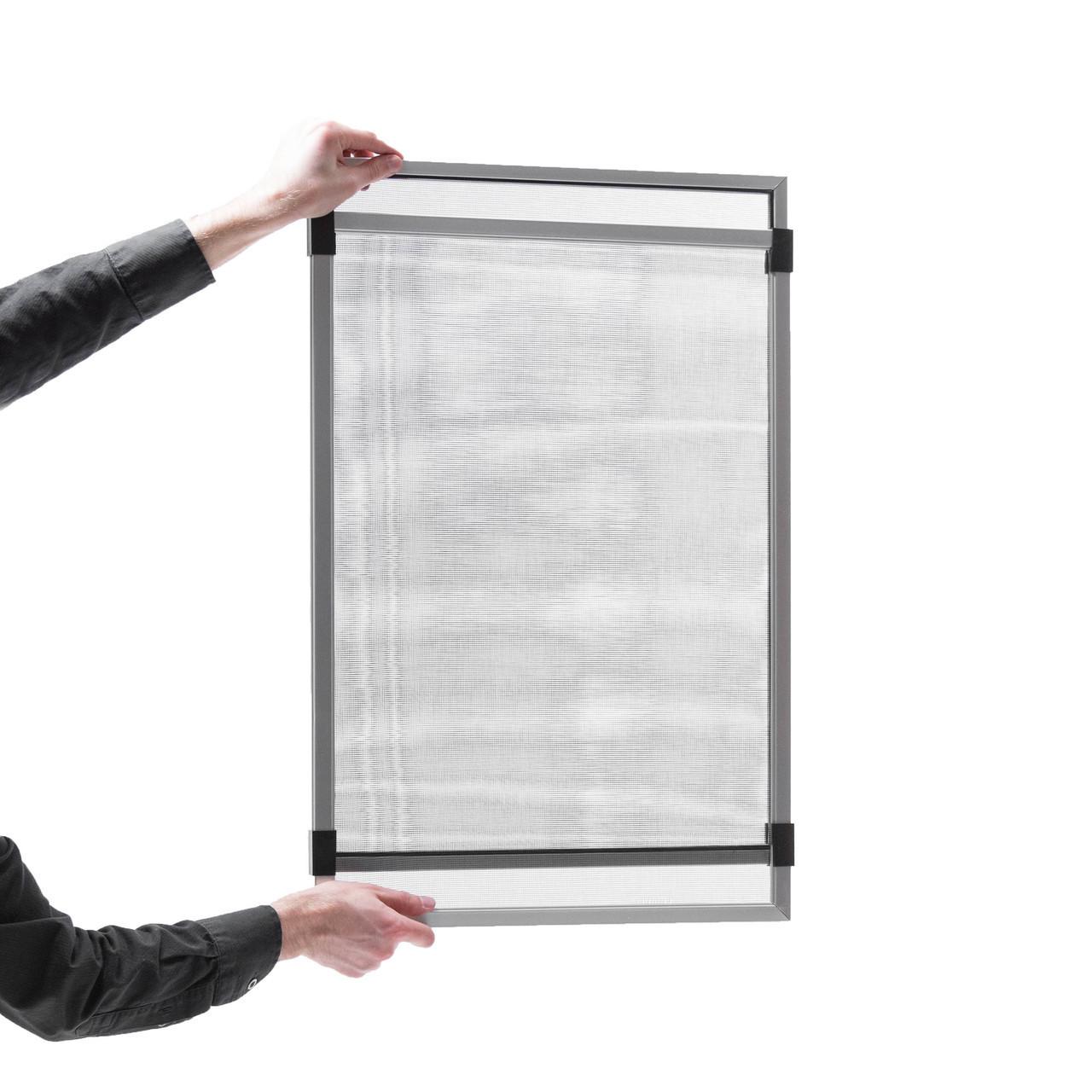 "18"" x 26"" to 48"" Adjustable Window Screen"