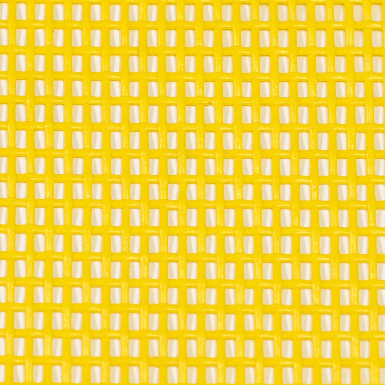 Yellow Pet Screen Cut Pieces