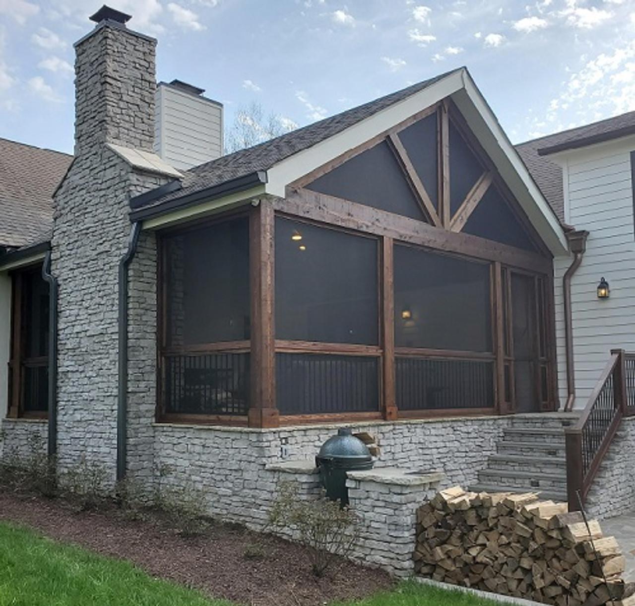 Super Screen for Porches