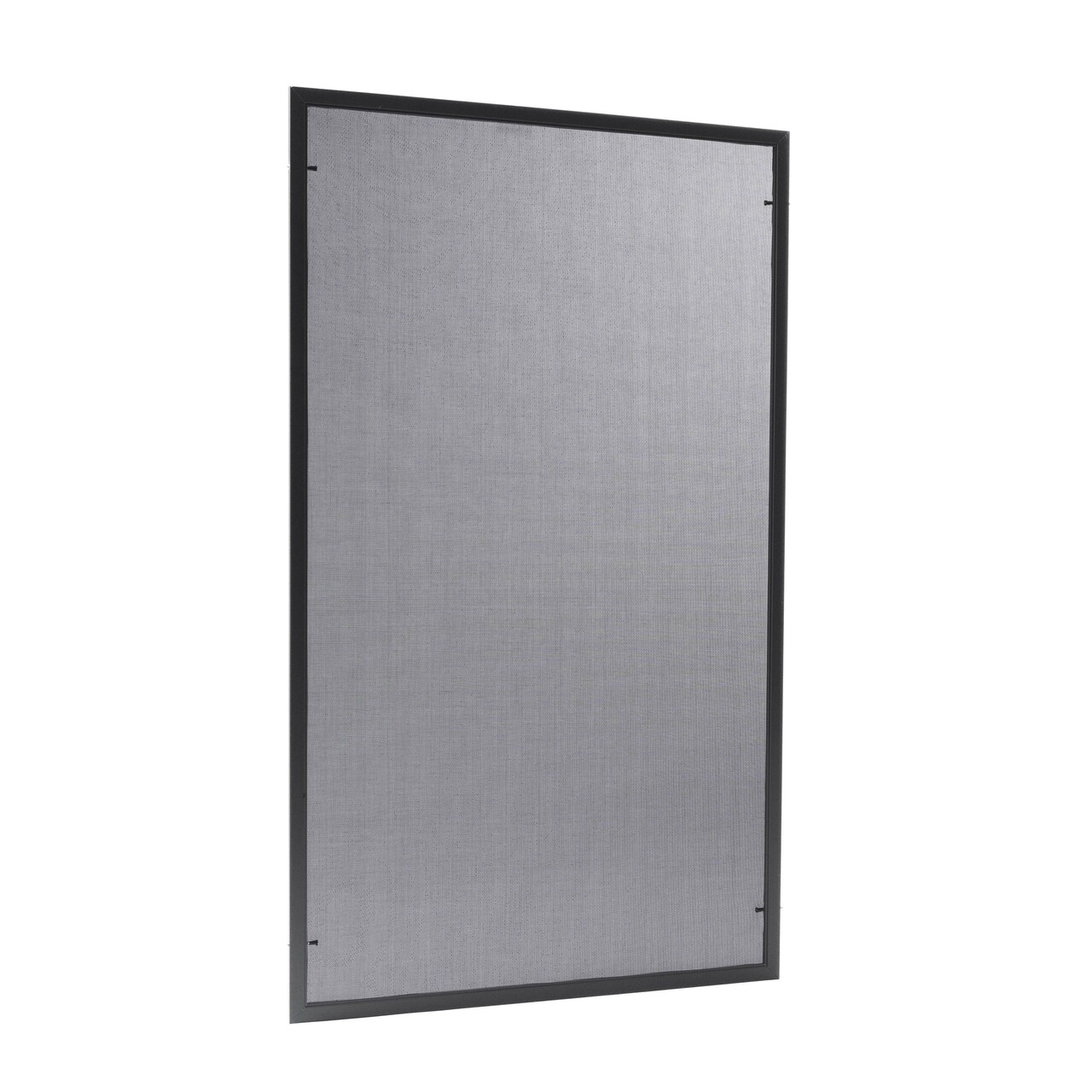 Complete Window Screen With Aluminum Frame