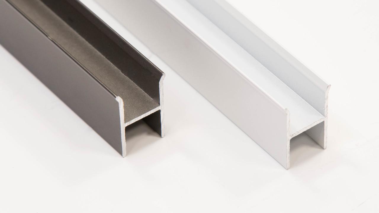 Aluminum Astrigals Join to Sliding Screen Doors That Meet Together
