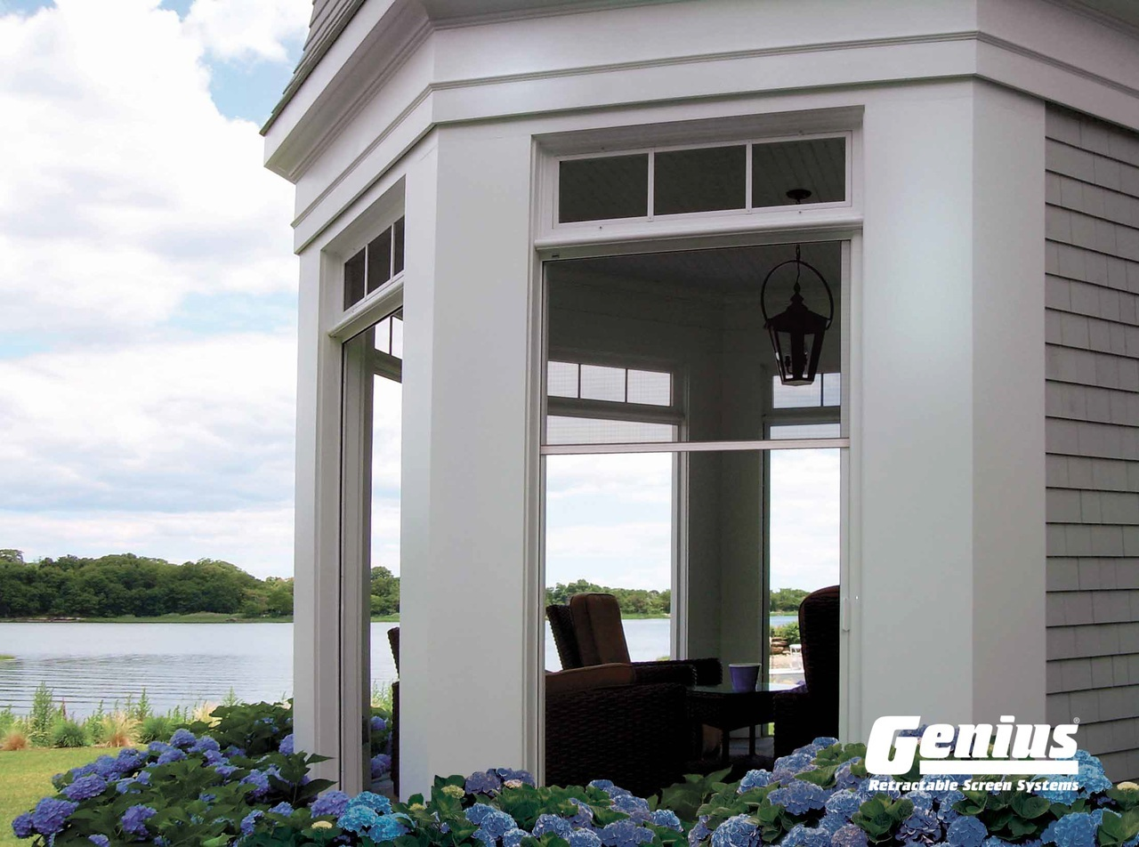 Retractable Screens Sierra 800 for Larger Windows