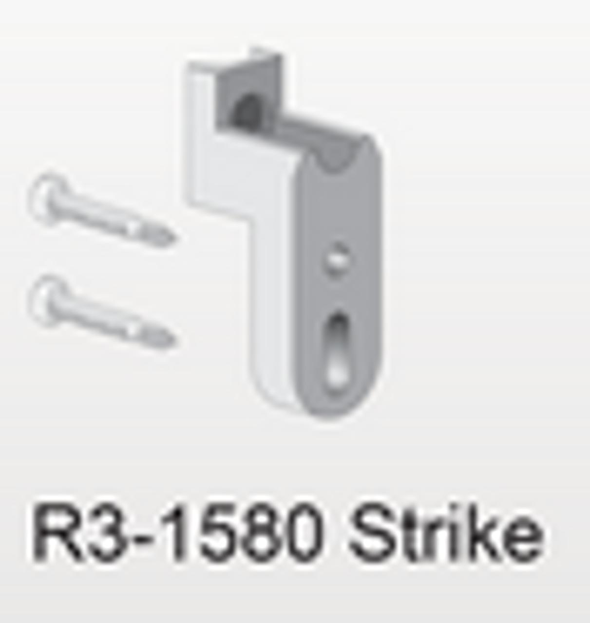 Latch Strike For 600 Series Door - Part# 20.70.00.1585