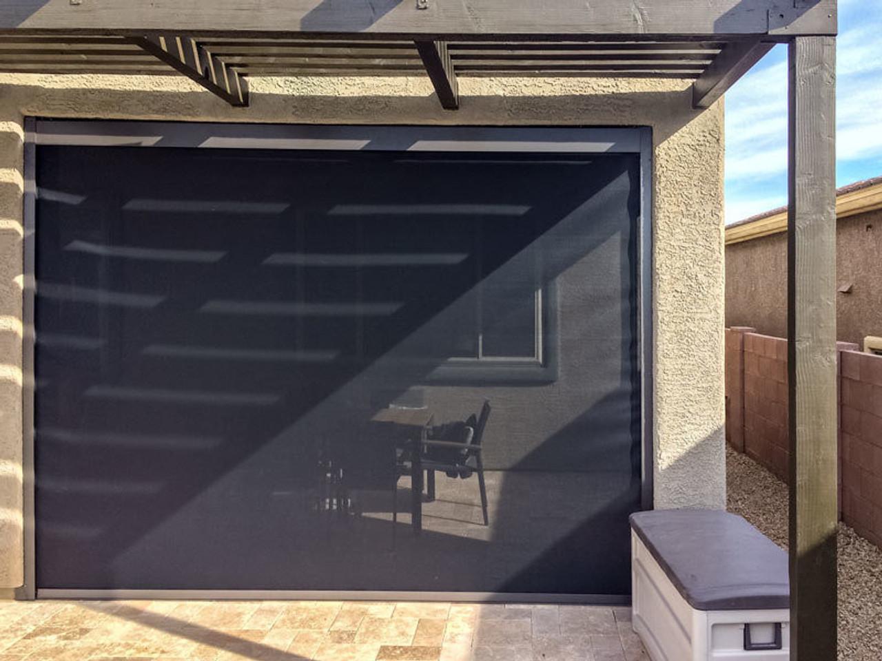 Elite Retractable Exterior Shade & Screen