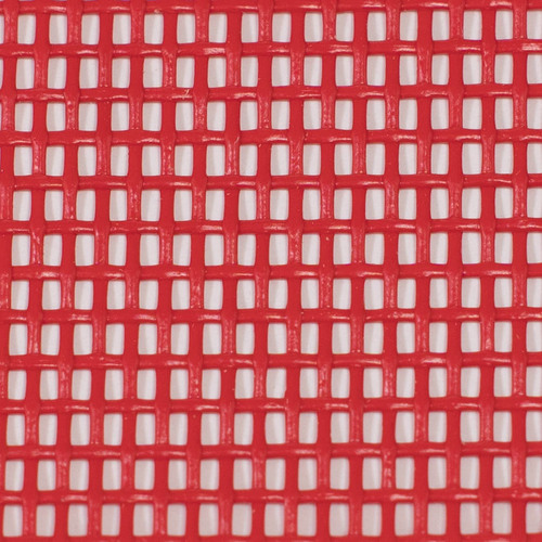 Red Pet Screen Cut Pieces