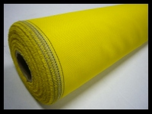 Yellow Pet Screen 54 Inch x 100 Ft