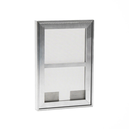 Hinged Opening Security Screens