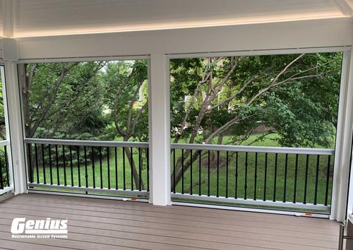 Sierra 800 Porch Installation