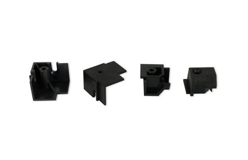 Plinth Mounting System For SCREENEZE SYSTEM - (Set of 4 Corners & 4 Screws)
